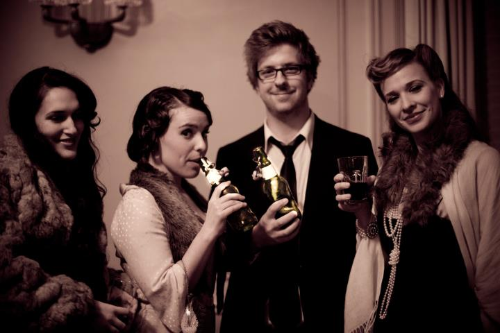 2011  - UGC presents Gosford Park    Dan Murphy (http://www.mandurphy.net)