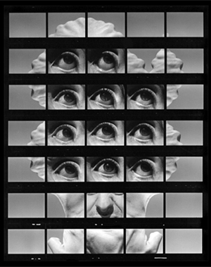 Karl Baden, Self-Portrait, 1980