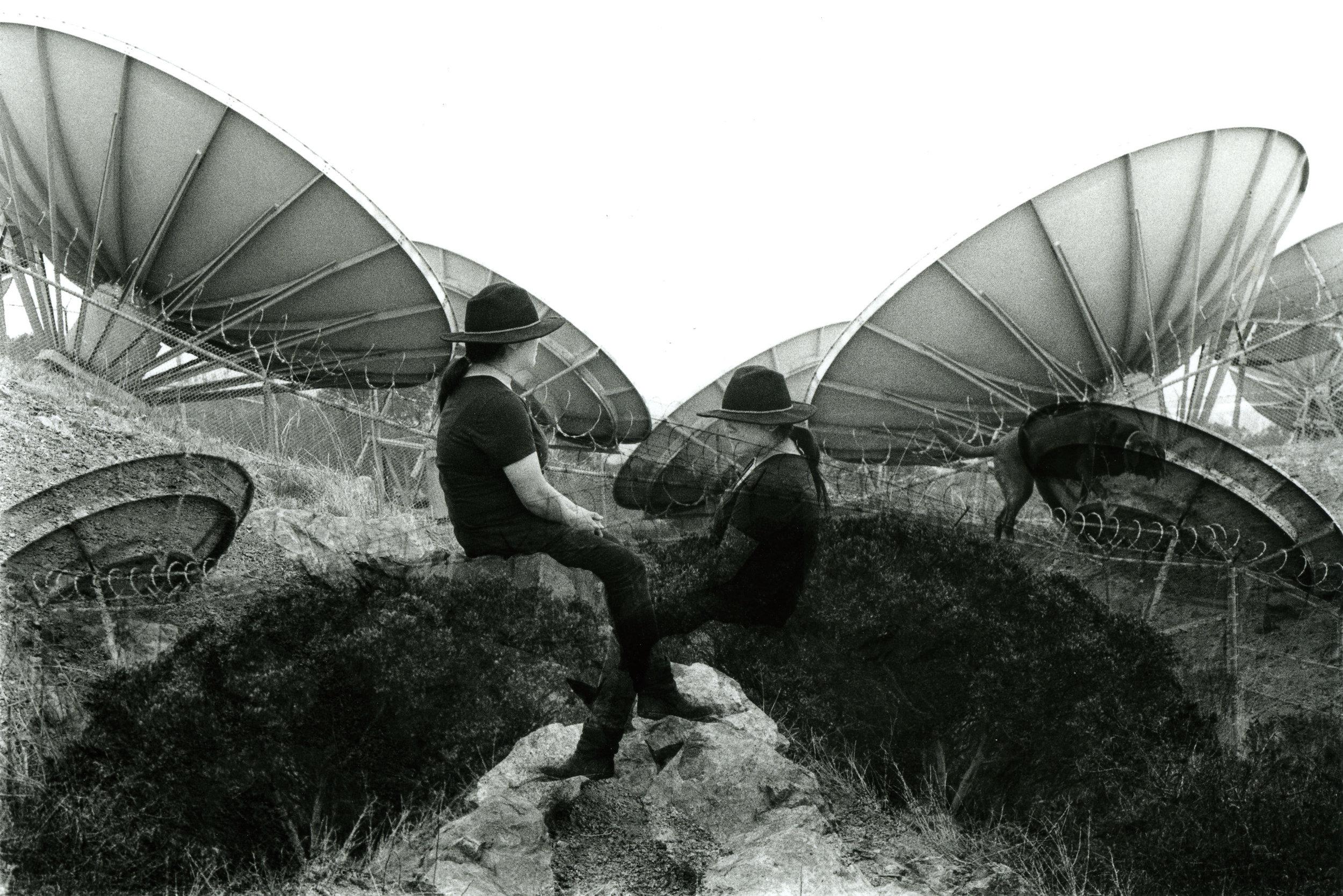 JOSE AGAPAY, MIRACOSTA COLLEGE, GELATIN SILVER PRINT, 2014