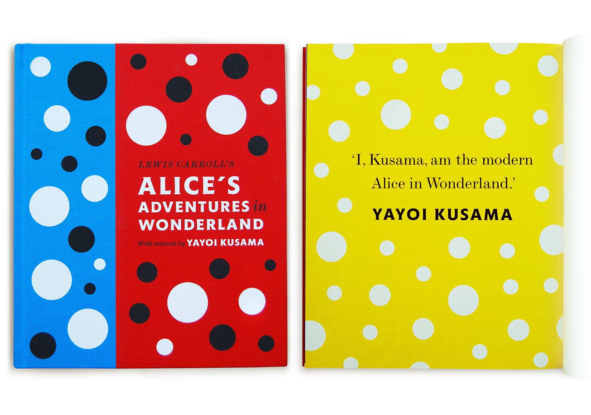 Kusama Alice cover