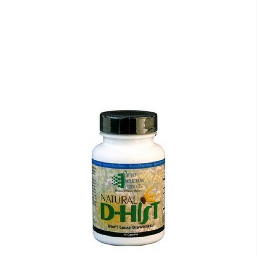 Natural D-Hist 120 caps