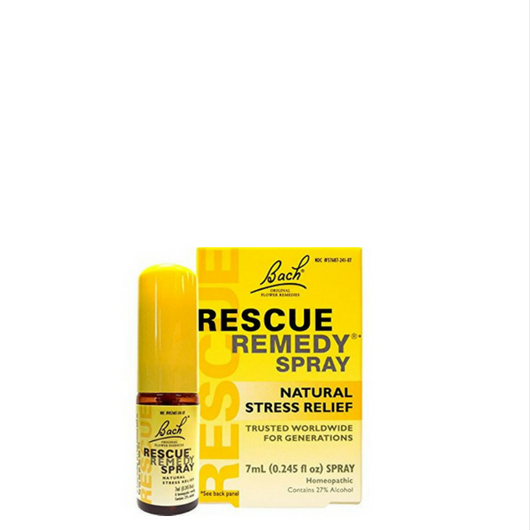 Rescue Remedy Spray 7ml 0.245 oz