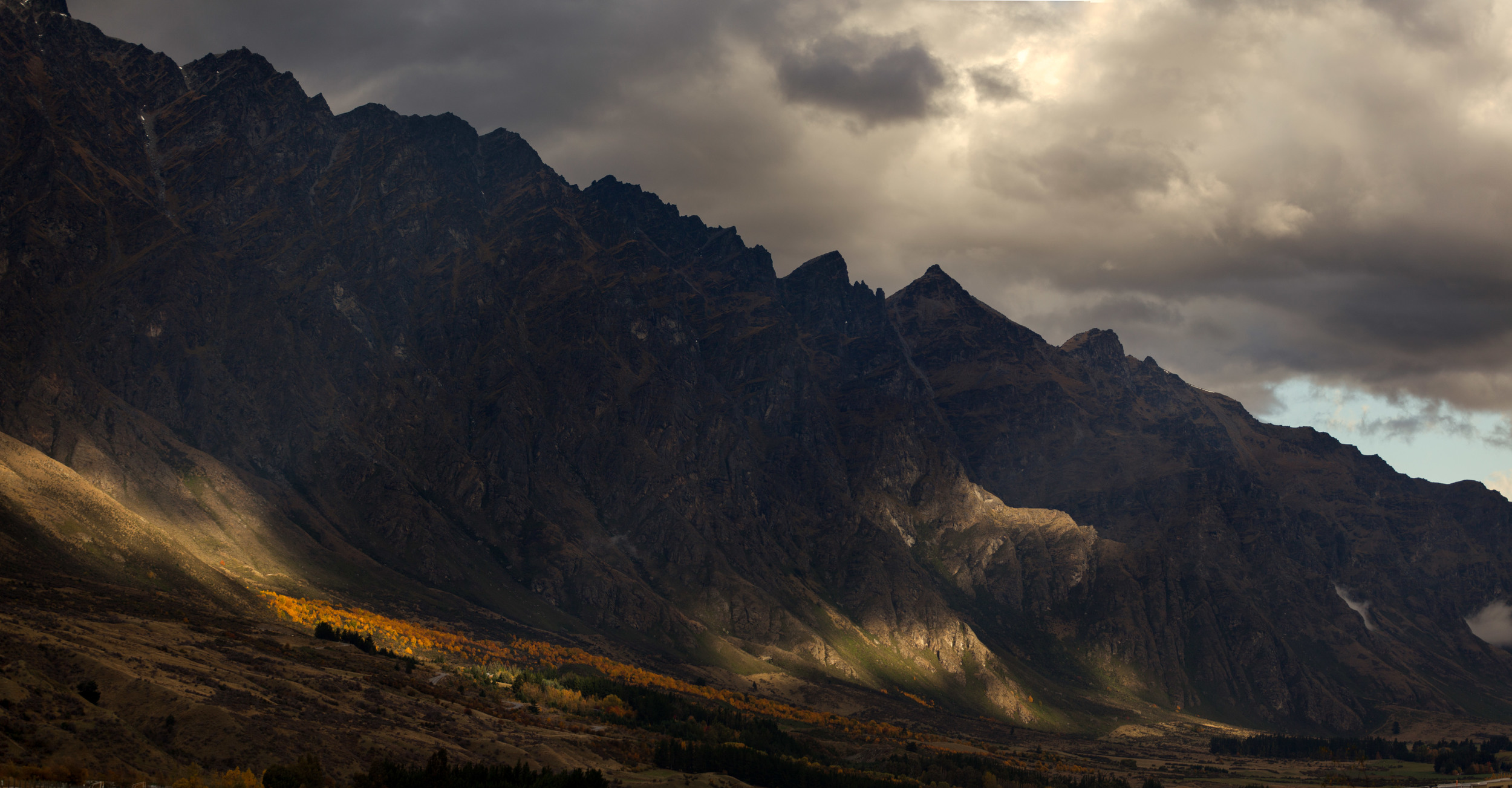 The Remarkables--Queenstown, Otago, New Zealand