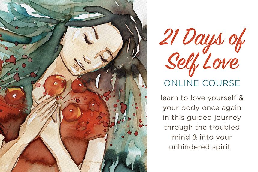 21 Days of Self Love
