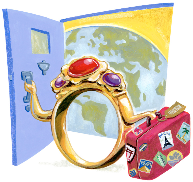 Sean-Kane-illustration-shipping-traveling-abroad-flying-with-jewelry-ring.jpg