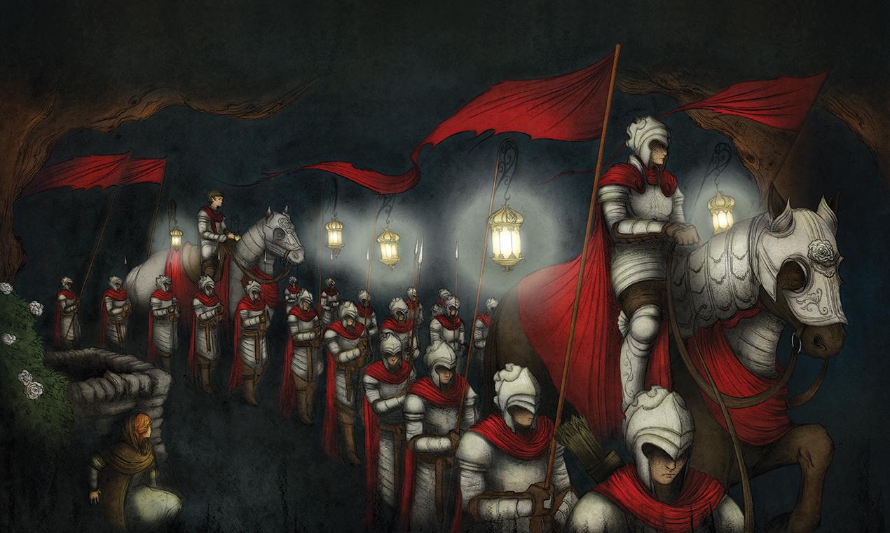 The Tale of Tam Linn: On Halloween Night