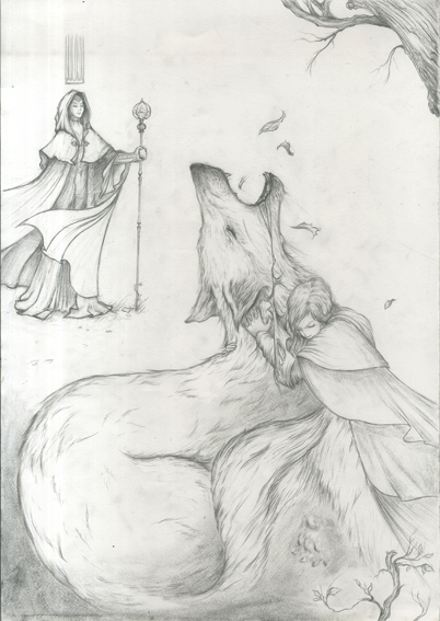 The Wolf Snarled