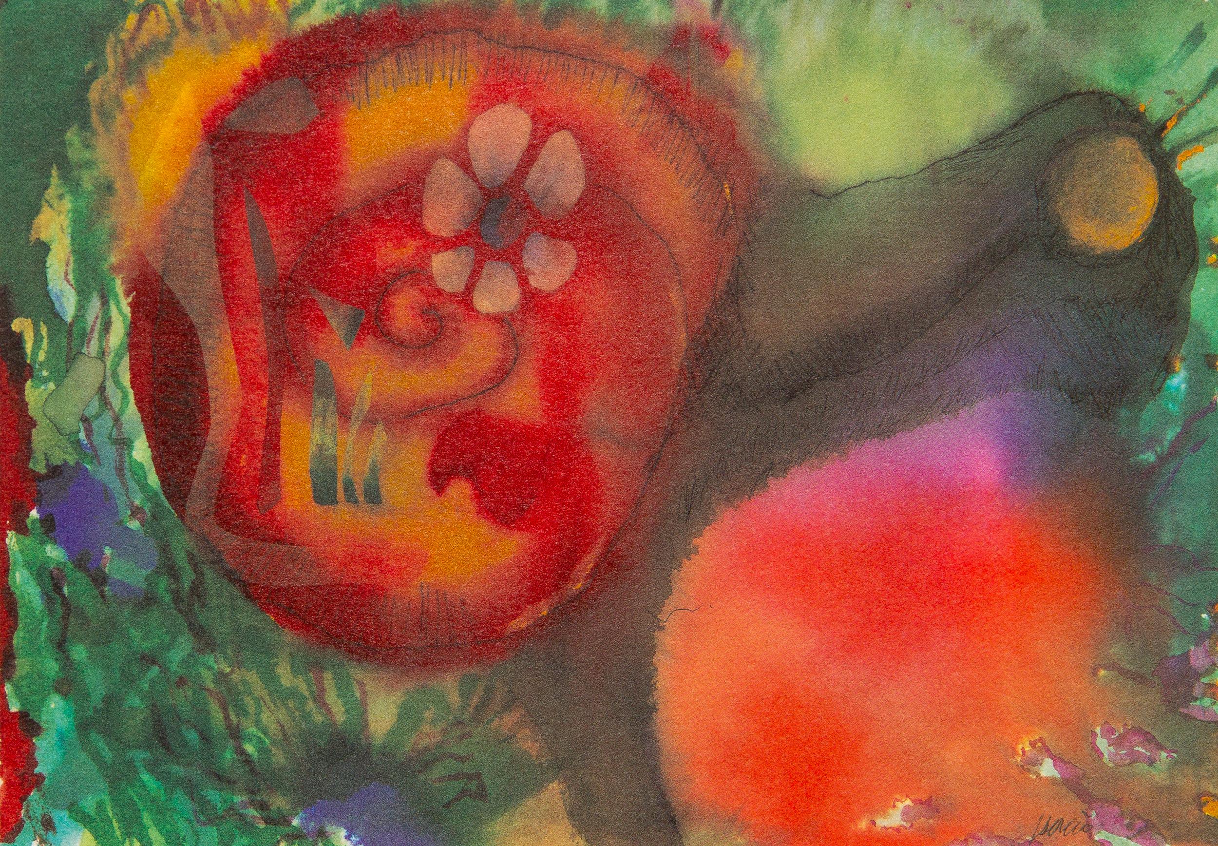 Snail Garden by Jerry Garcia