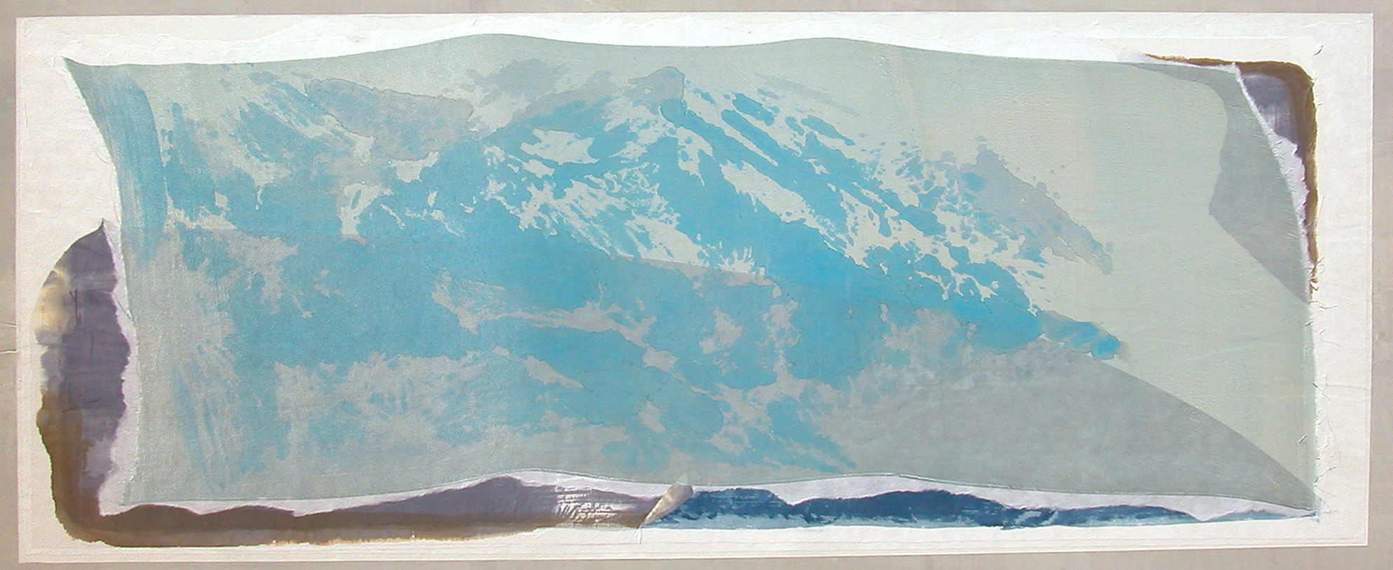"""""""Watershed"""" – Mountains & Sea, 2003"""