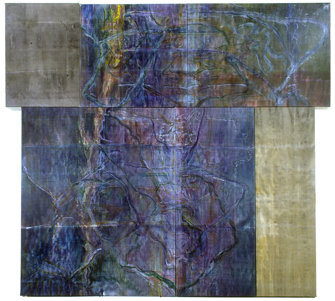 Untitled Polyptych, 6 Panel, 1989