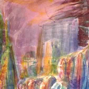 City Paintings  (1961 – 1989)