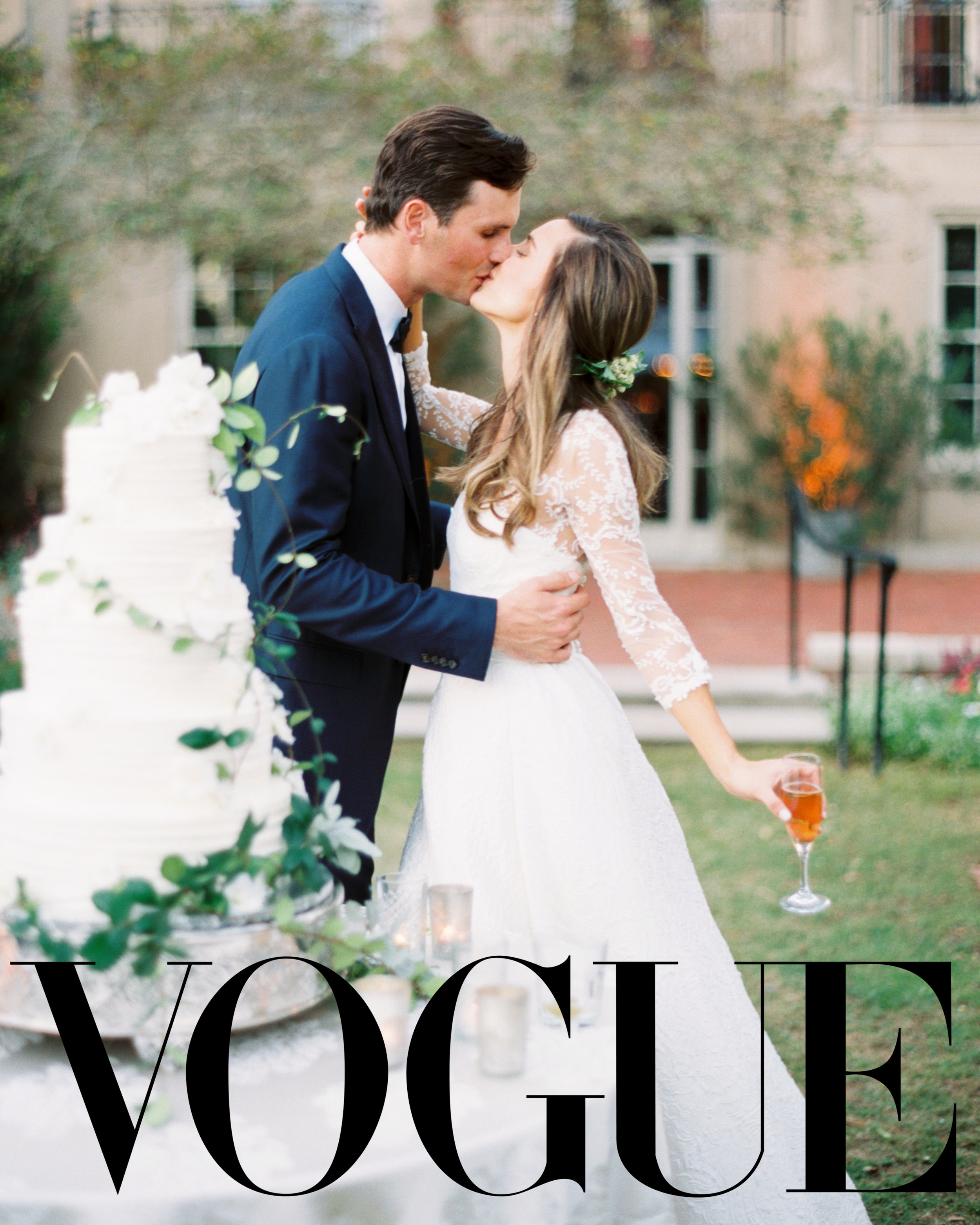 "Greer Gattuso   ""A Great Expectations-Inspired Wedding in the Big Easy""  
