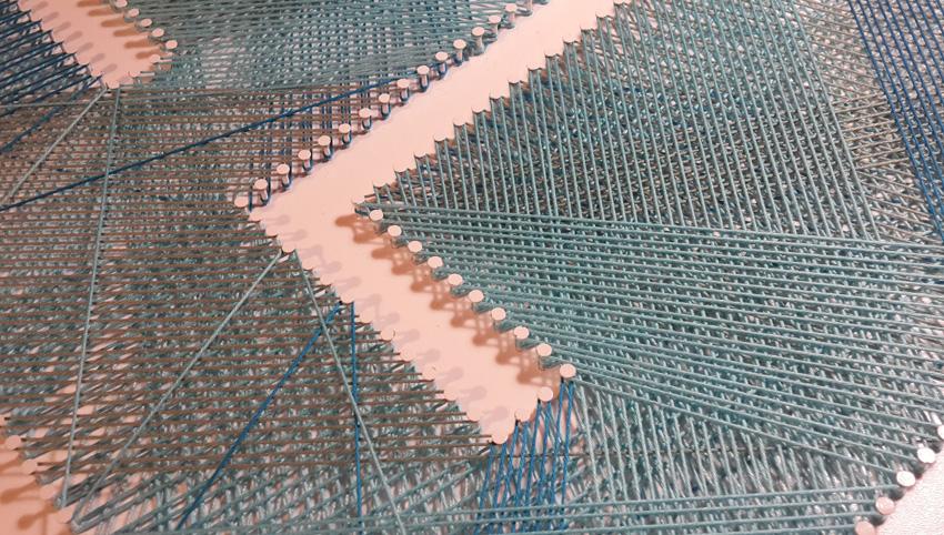 Layered texture