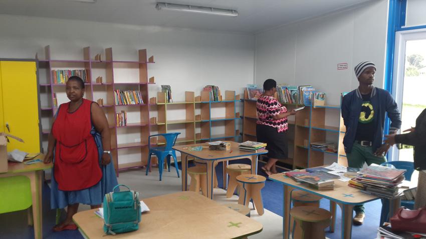 Shelves & stuff