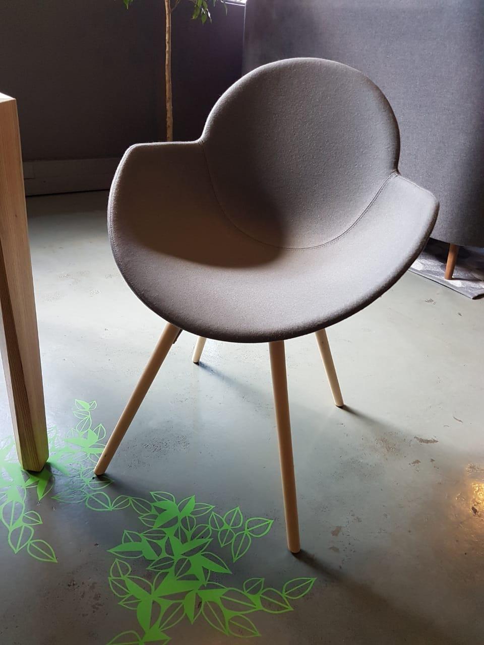 chair by INFINITI   BELOW  screening & lighitng by MOS
