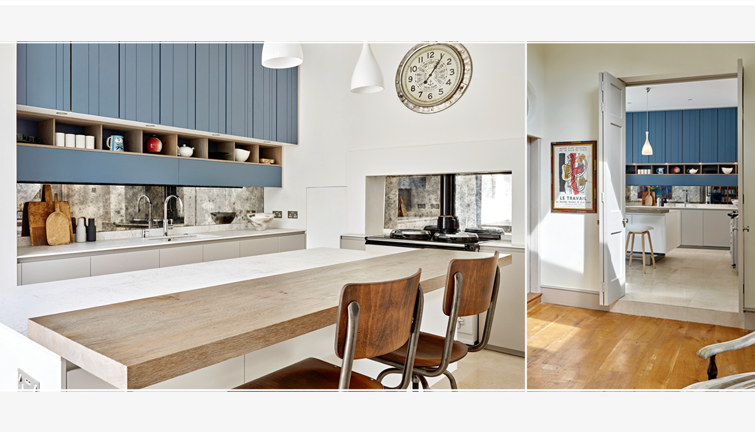 Classic Contemporary Kitchen | Paragon, Bath