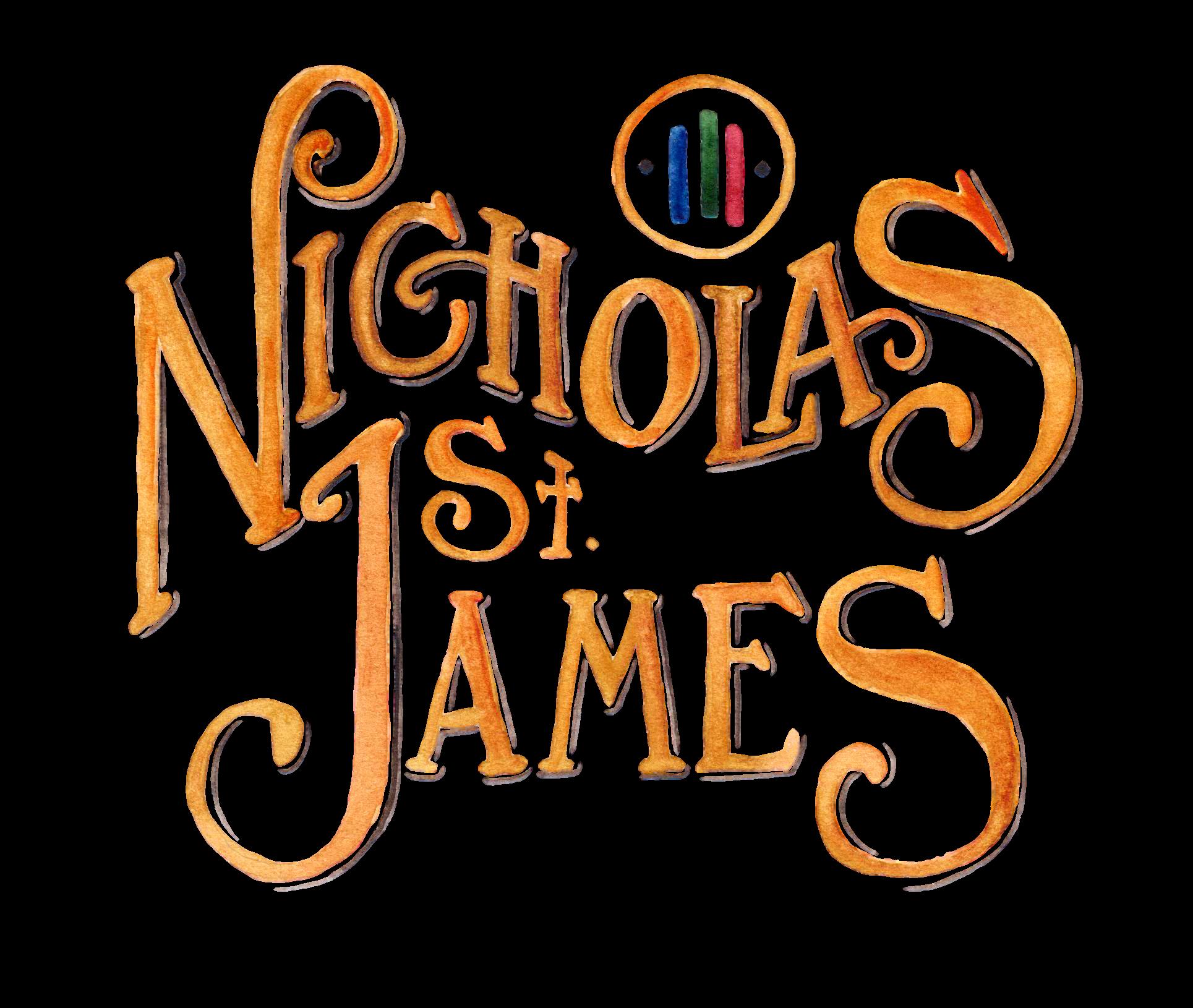 Nicholas St. James