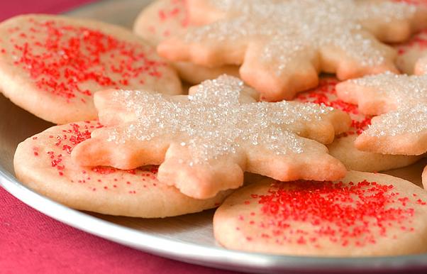 Recipes Traditional Sugar Cookies Franki Durbin