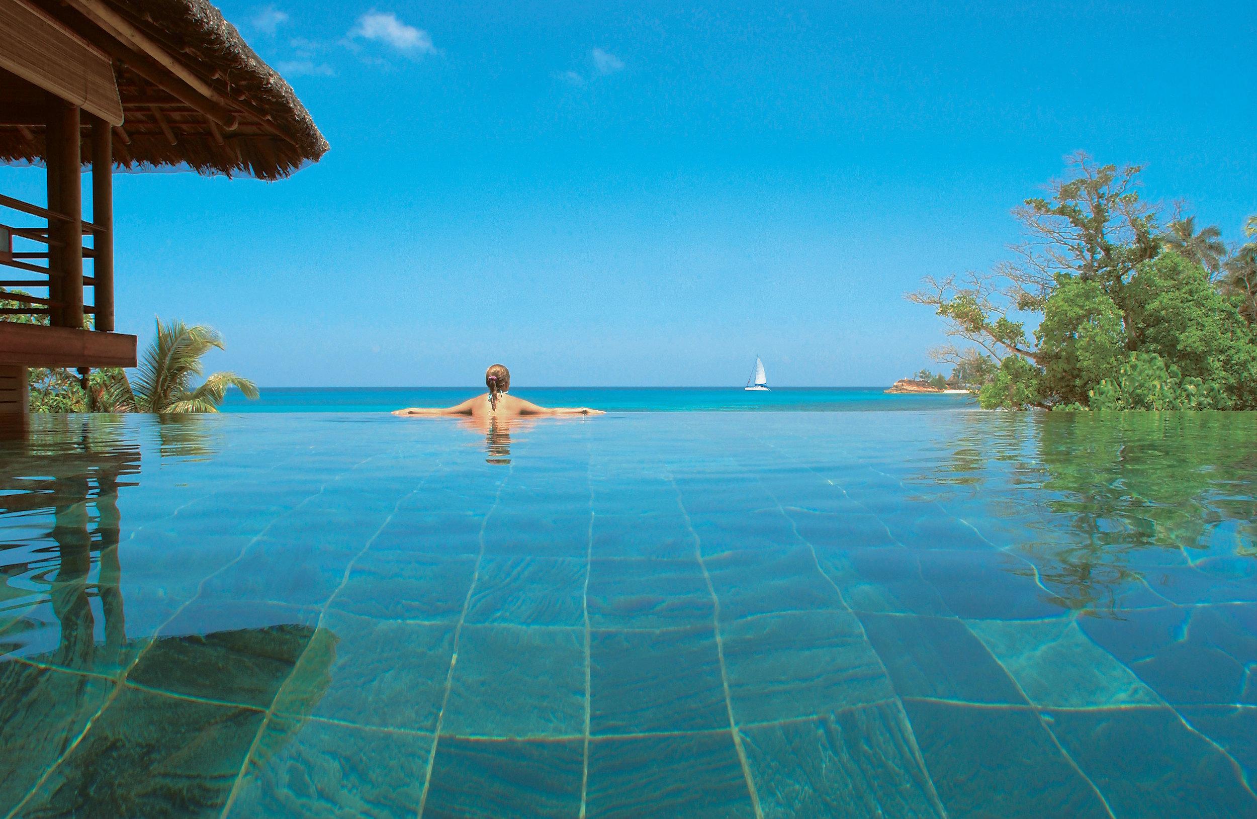 Constance Ephelia, Infinity Pool, Presidential Villa