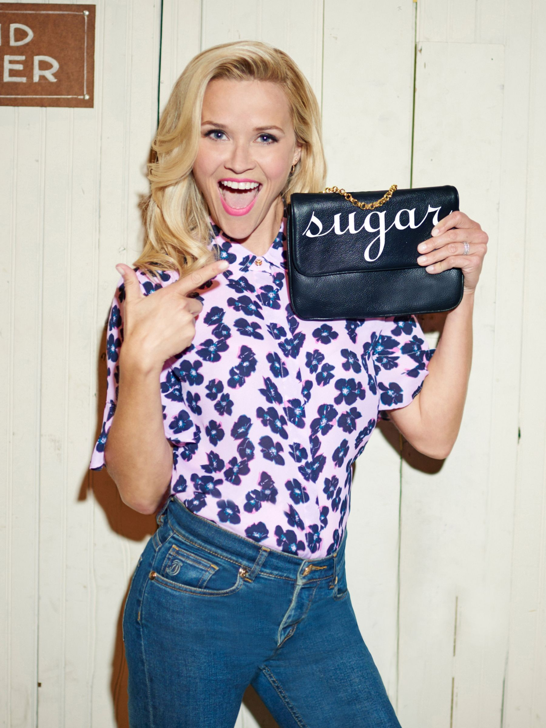 { Sugar Darlin Flippa Clutch via Draper James }