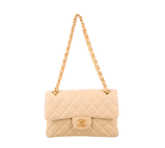 Chanel Beige Claire Bag
