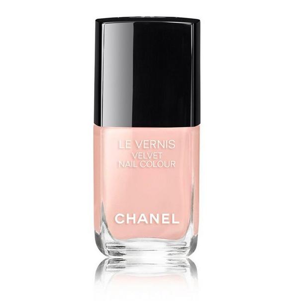 Chanel Velvet Pink Polish