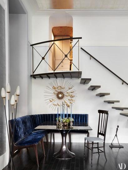 Carole Radziwill Home Tour via Architectural Digest