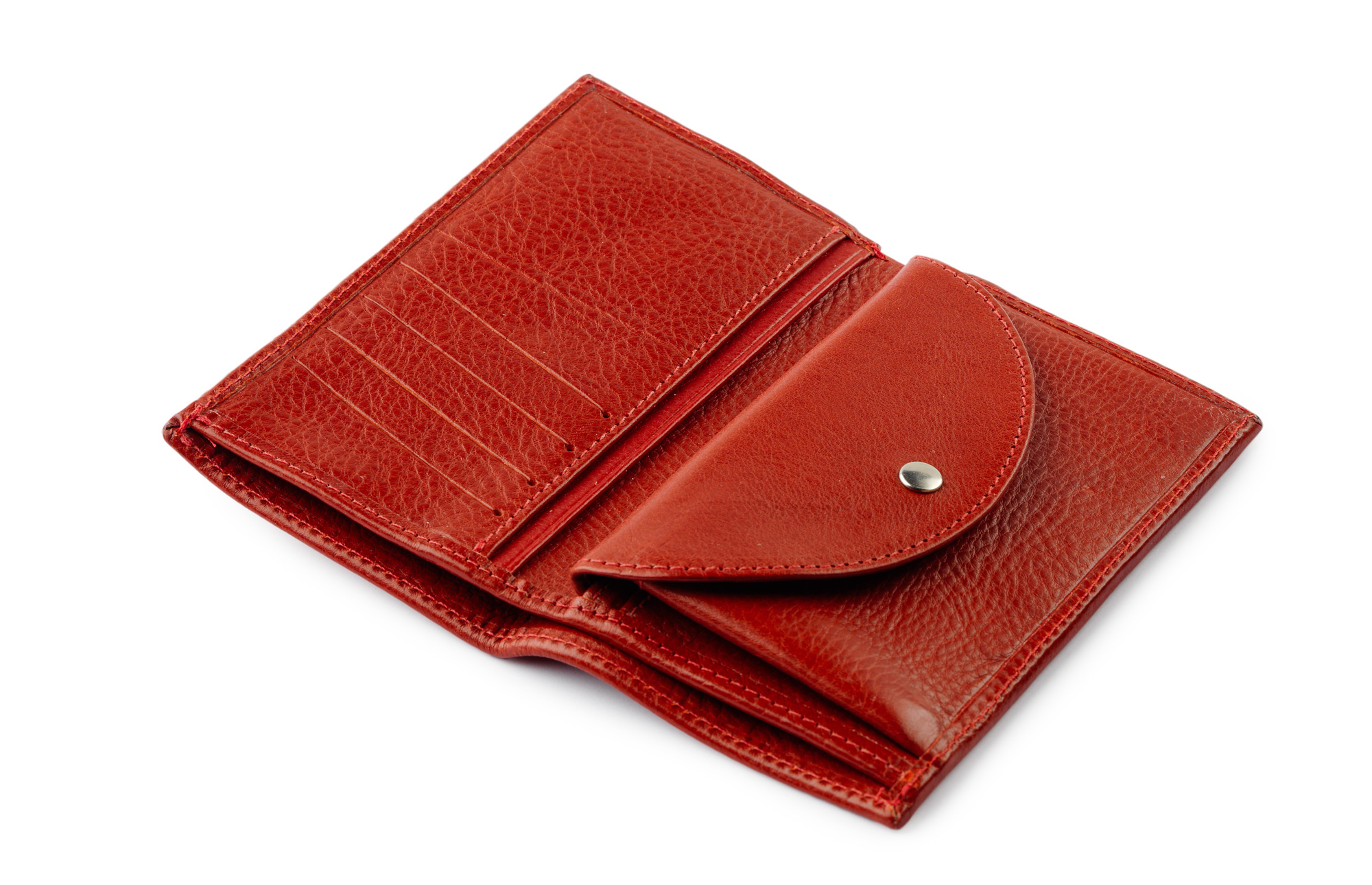 Holden Ladies Medium Leather Wallet Red Inside 2 Copy QC.jpg
