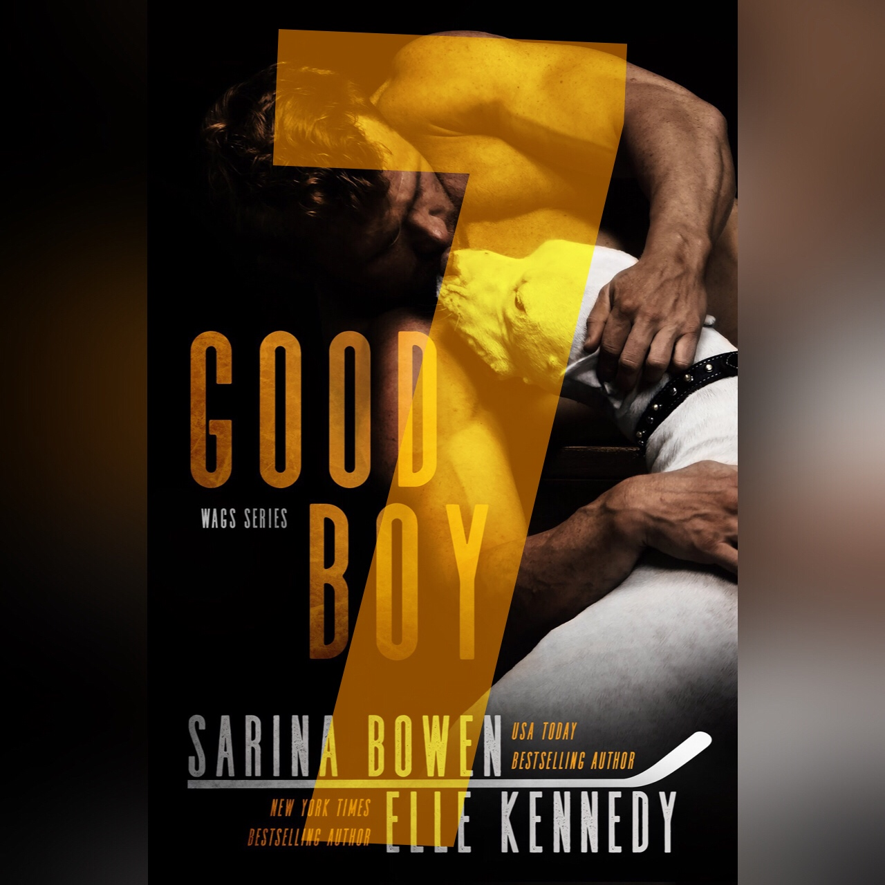 Good Boy by Sarina Bowen