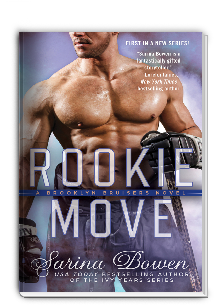 Brooklynaire Overnight Sensation Superfan Rookie Move Hard Hitter Pipe Drewams By Sarina Bowen Sarina Bowen
