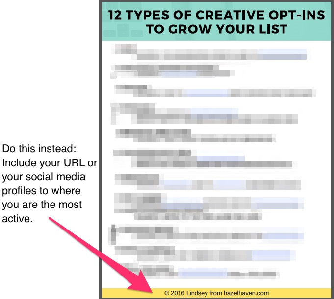 3 Mistakes People Make when creating opt-ins and how to avoid them