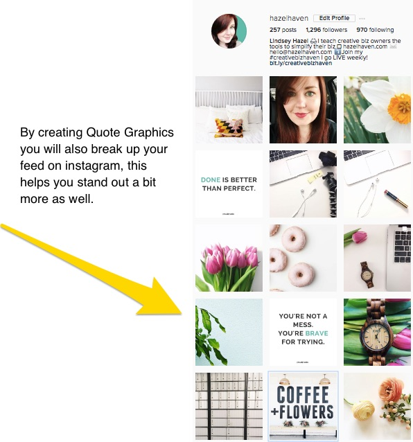 How to Create Quote Graphics for Social Media