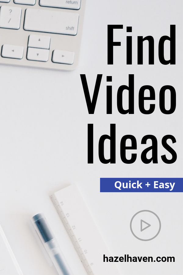 I have a really quick tip for you, if you get in a rut, and you're kind of like I have no idea what to post, or I don't know what to make my next video on, or anything like that. #videocontent #youtubevideoideas #contentmarketing
