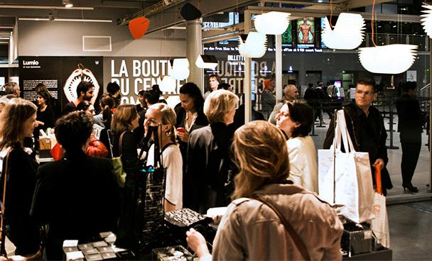 Centre Pompidou Launch Party <span>France, Oct 2014</span>