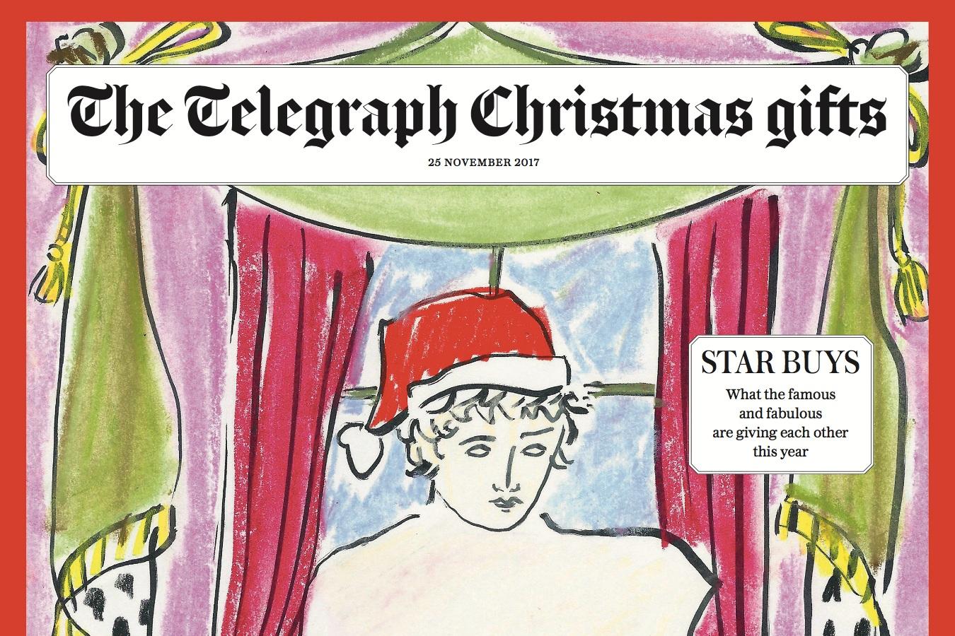 The Telegraph Magazine Gift Guide<span>UK, Nov. 2017</span>