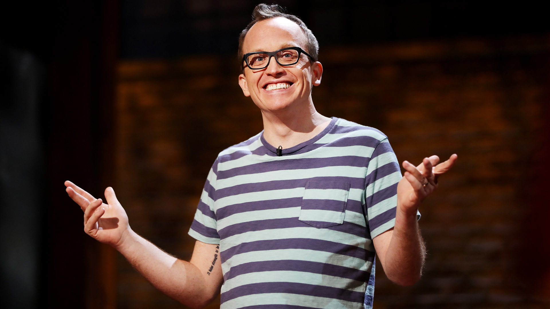 Click to access the HBO page for Chris Gethard's show