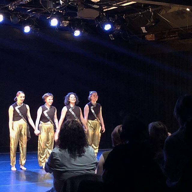 👏🏼👏🏼👏🏼 FALL KICK OFF from last night #ajncdance #ajncdancetheater #seattledance