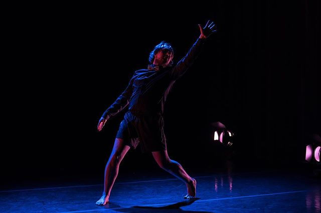 A Star Is Born with @yowudupbear2 #ajncyoungmanic #ajncdance #ajncdancetheater #seattledance PC:  @jazzyphoto