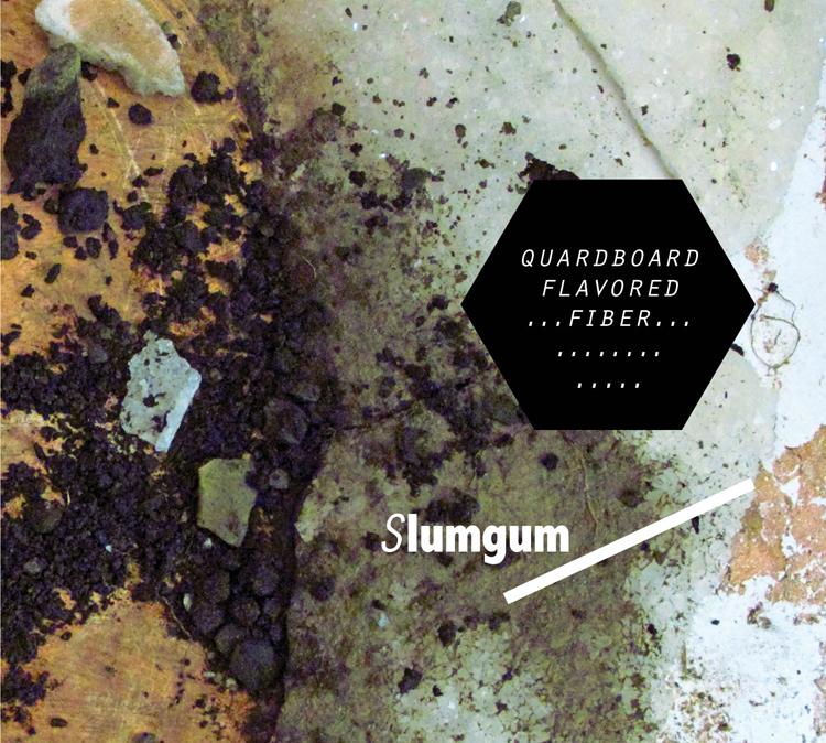 Quardboard Flavored Fiber (April 2011)  Released by Accretions, ALP052CD