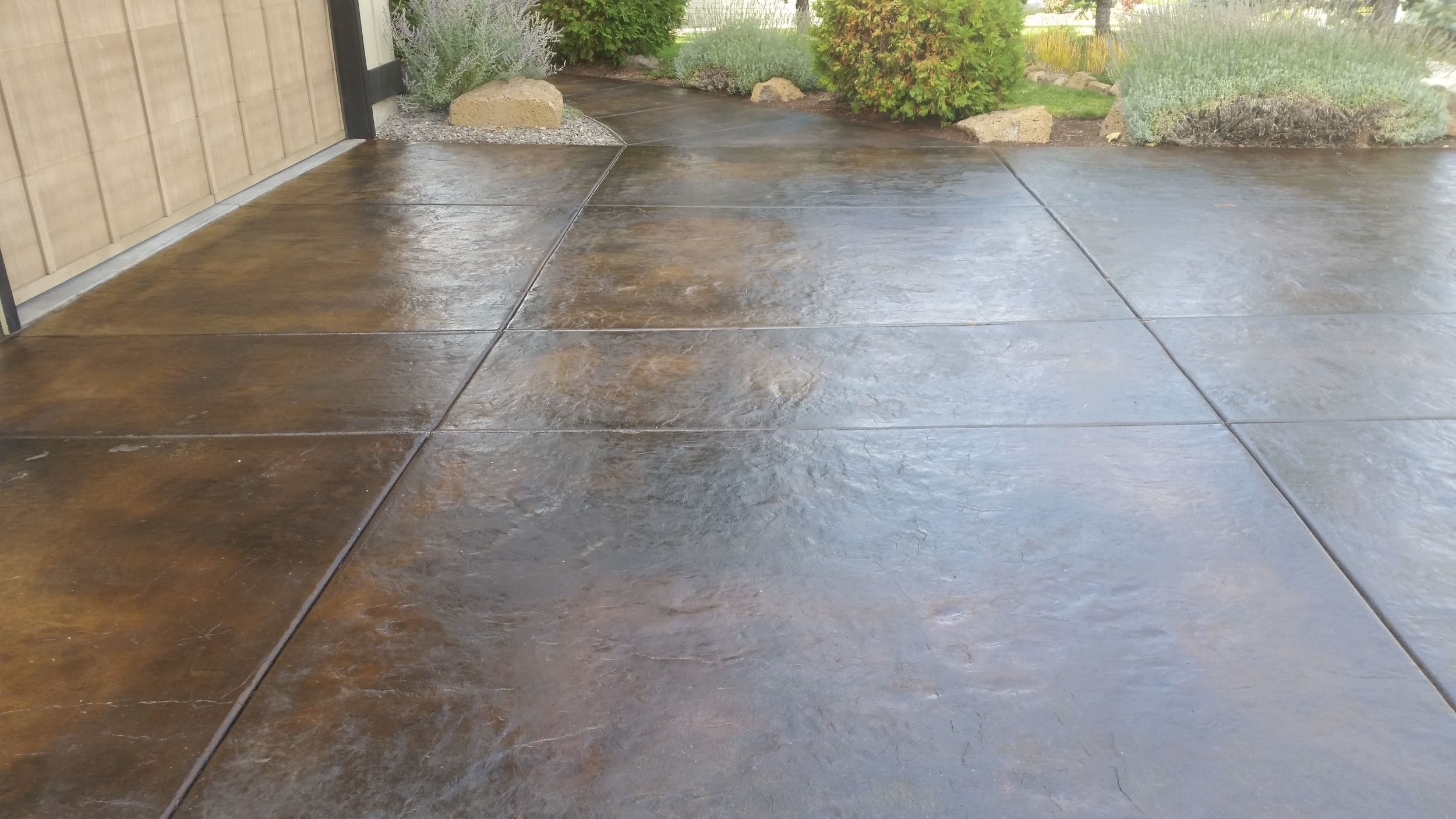 Concrete Sealing and Specialty Coatings