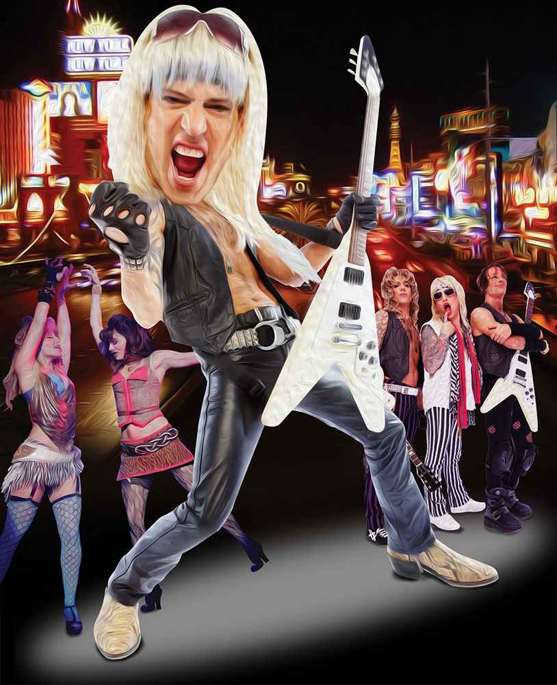 """""""Rock of Ages"""""""