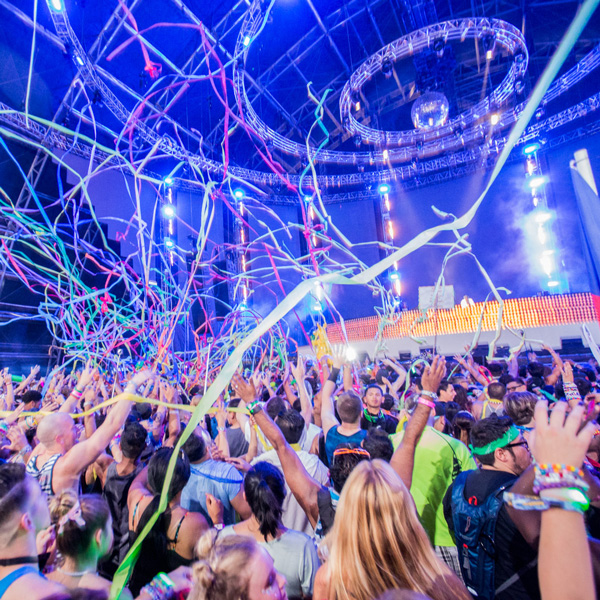 Electric Daisy Carnival 2015