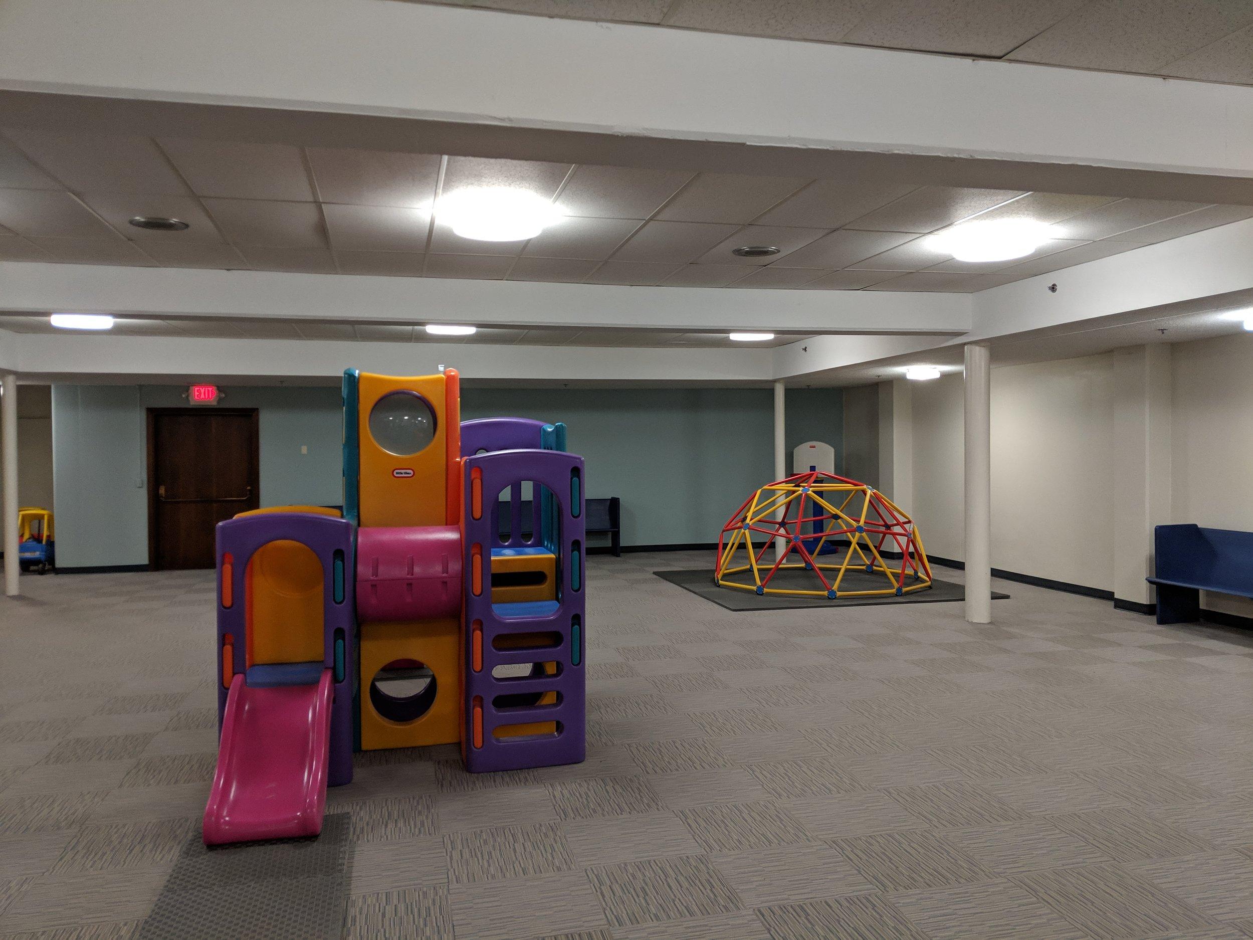 NE Indoor Park - Remodel