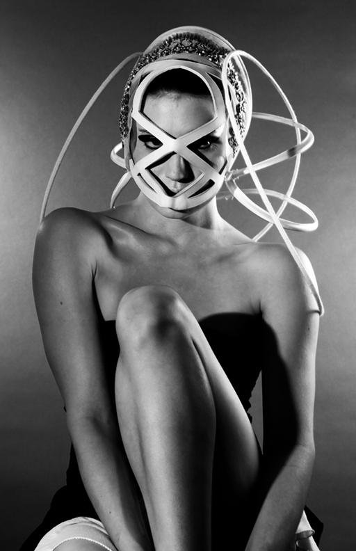 Model Callisto modeling for Echowear. Shot by Fabian Villa & Steven Casanova for Essentials Studio. Makeup by Fabian Alejandro Diaz