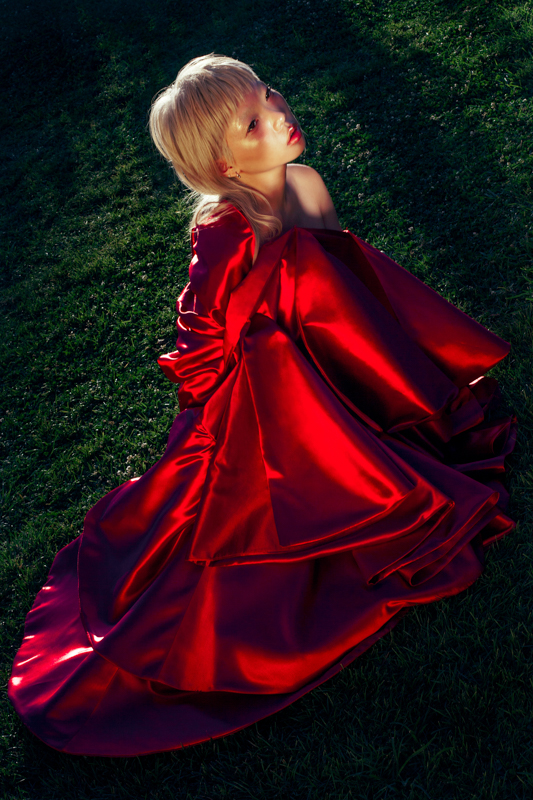 @princessgollum modeling  @delhaciendaofficial Shot by  @essentialsstudio