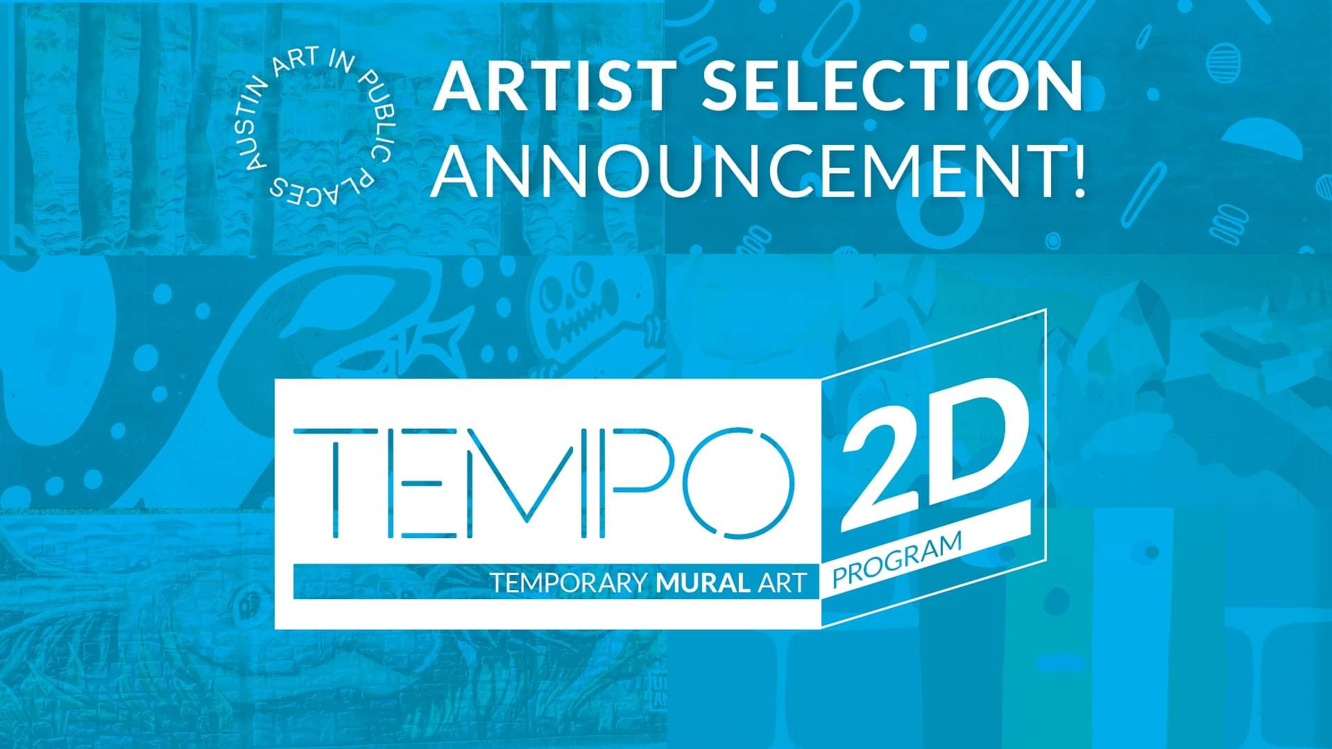 Tempo 2D Artist Selection Announcement!