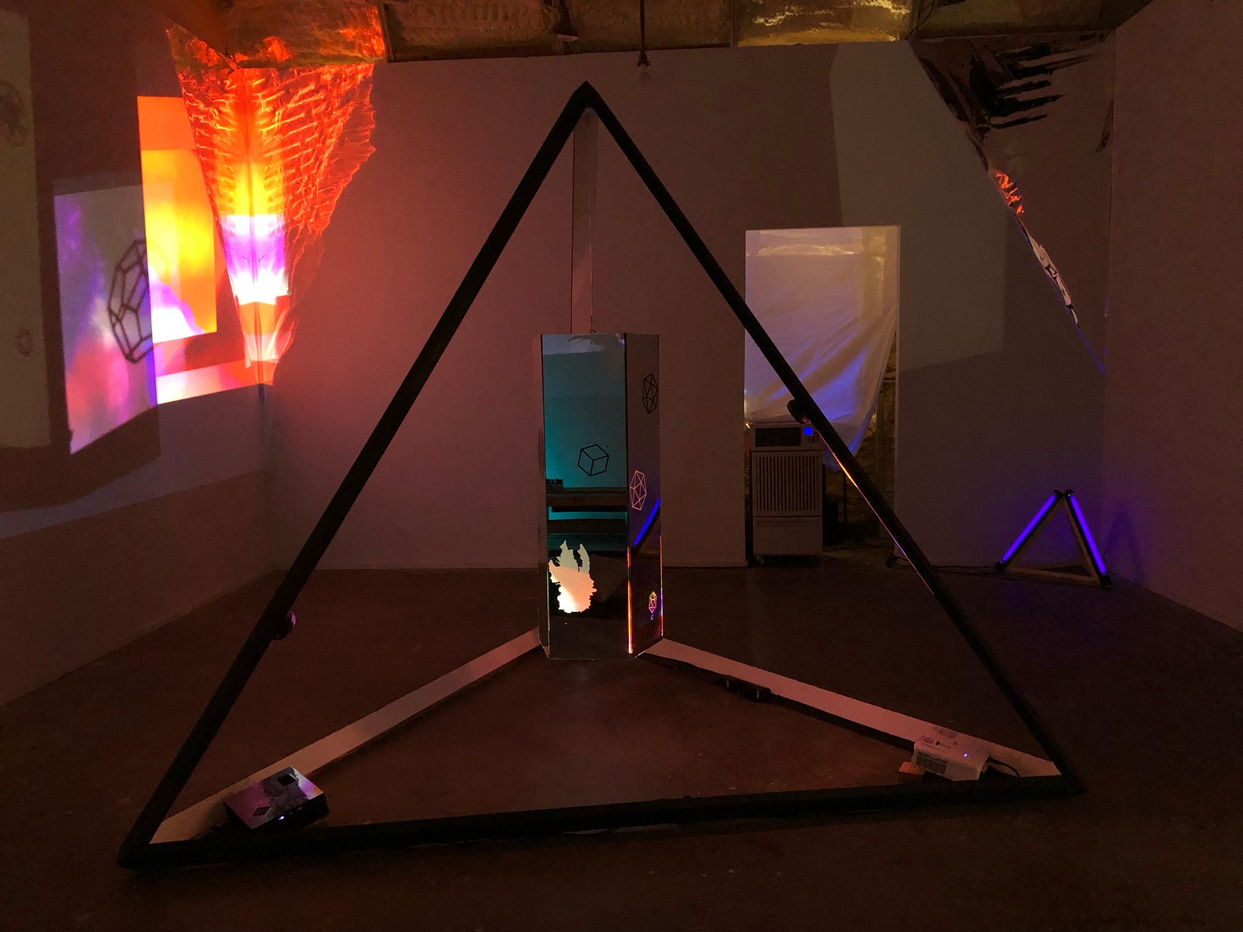 Essentials Creative | Light Alchemy Tetrahedron