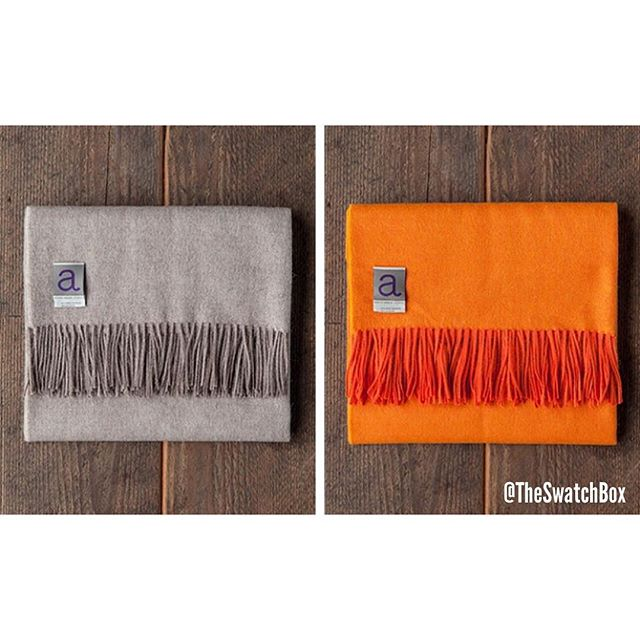 Indulge in the warmth and luxury of premium alpaca wool with this one of a kind throw. Known for being softer and warmer than the finest lambswool, this fiber absorbs color beautifully and is less likely to pill than wool. #Alpaca #livingroom #InteriorDesign