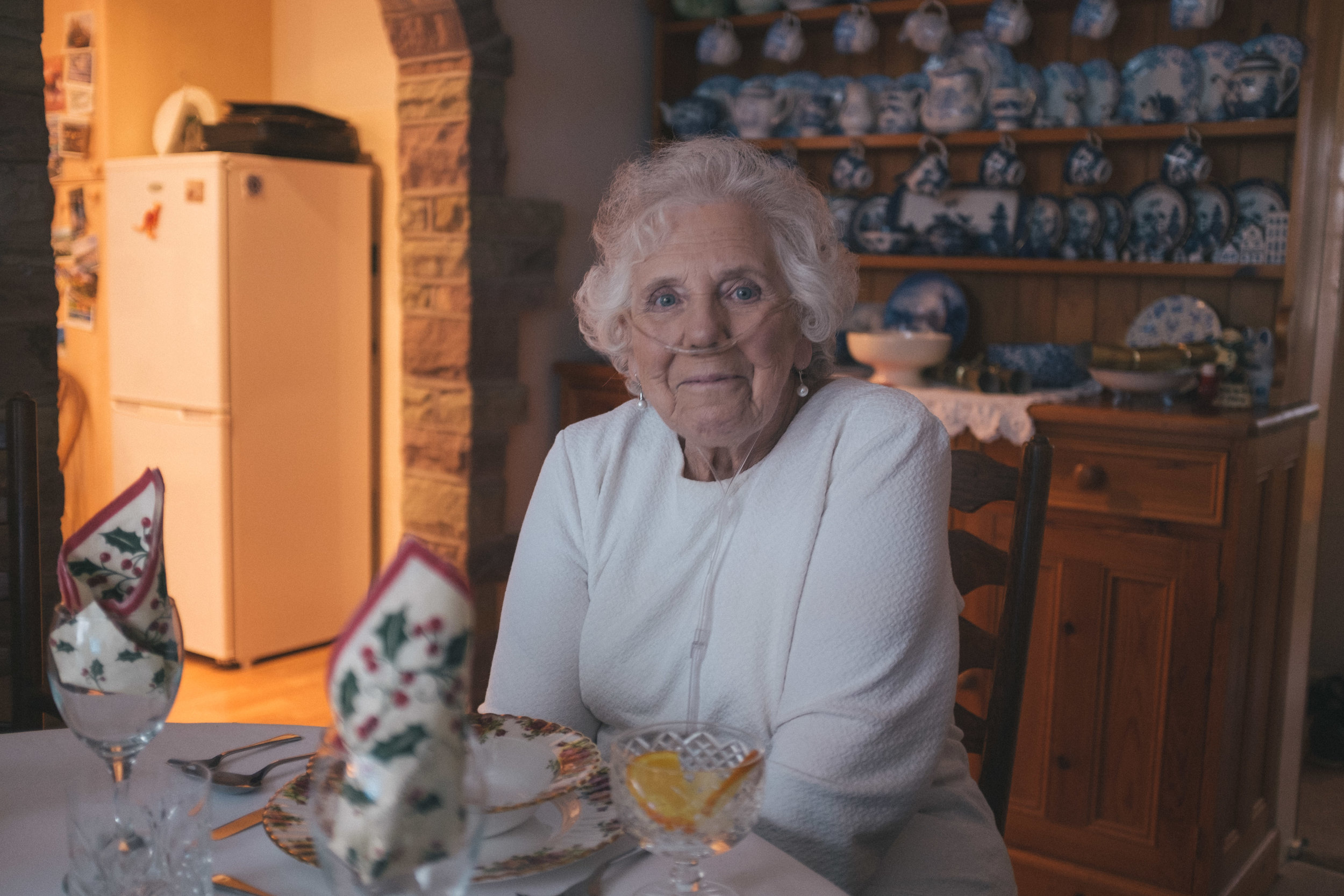 My beautiful Grandma