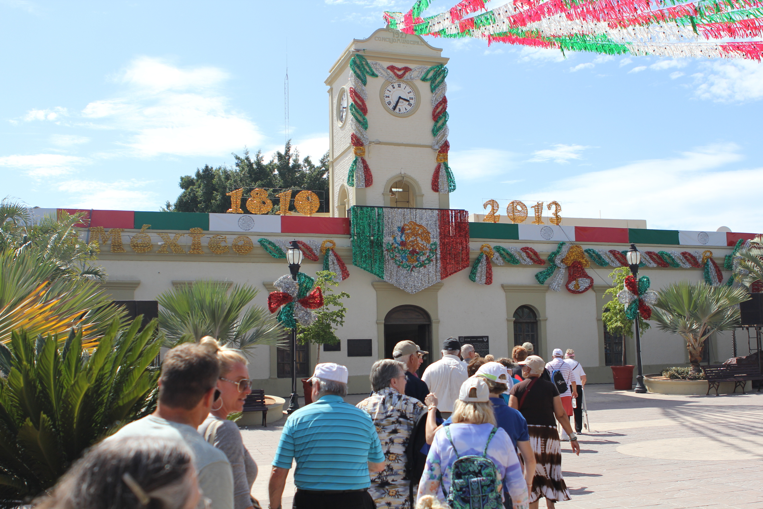 The court house in Cabo San Juan